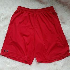 Men's Underarmour athletic gym shorts